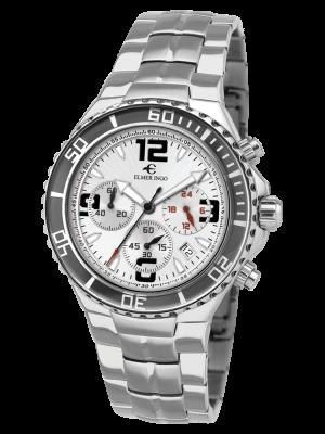 Elmer Ingo | Sporty Chronograph S White (Gents)