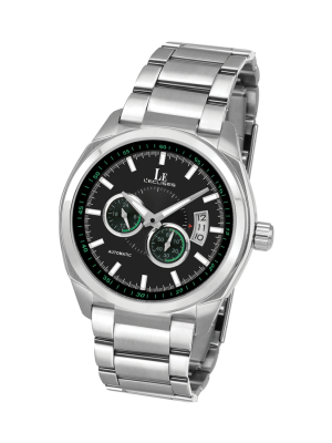 L'eclises | LONORE Silver & Green (Gents)