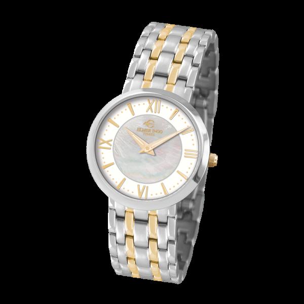 Elmer Ingo | Modello White & Gold (Ladies)