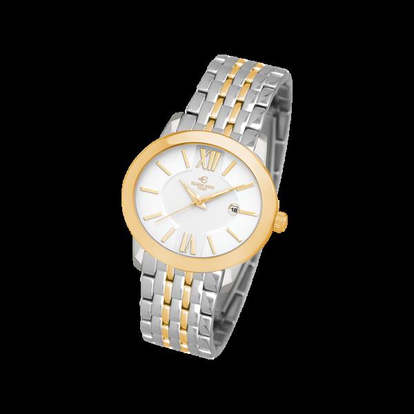 Elmer Ingo | Elegante White & Gold (Ladies)