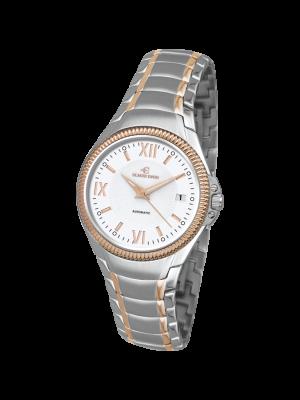 Elmer Ingo | Meccanica Classic White & Rose D (Ladies)