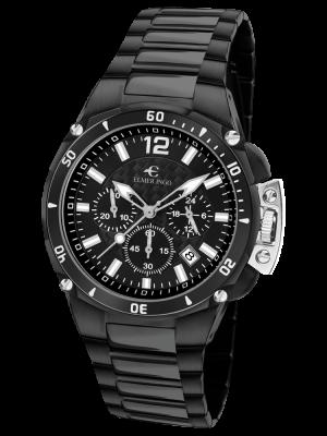 Elmer Ingo | Sporty Chronograph All Black (Gents)