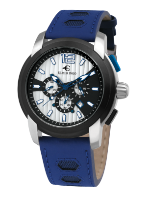 Elmer Ingo | Speed Master Blue (Gents)