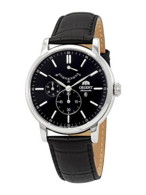 Orient | Mechanical Classic Watch EZ09003B, Leather Strap - 41.0mm (Gents)