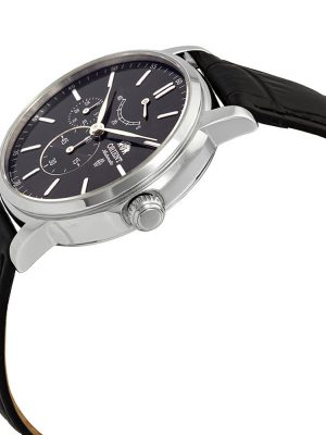 Orient   Mechanical Classic Watch EZ09003B, Leather Strap - 41.0mm (Gents)