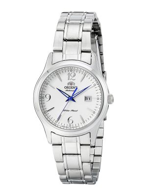 Orient | Mechanical Contemporary Watch NR1Q005W, Metal Strap - 31.0mm (Ladies)
