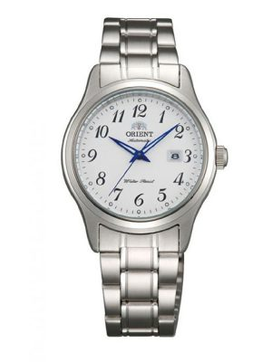 Orient | Mechanical Contemporary Watch NR1Q00AW, Metal Strap - 31.0mm (Ladies)
