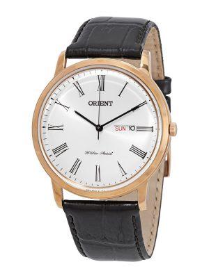 Orient | Quartz Classic Watch UG1R006W, Leather Strap - 40.5mm (Gents)