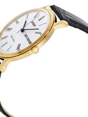 Orient | Quartz Classic Watch UG1R007W, Leather Strap - 40.5mm (Gents)