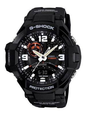 G-Shock | Gravitymaster Pointer dual display Digital Watch GA-1000-1ADR