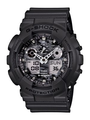 G-Shock | Special Color Pointer dual display Digital Watch GA-100CF-8