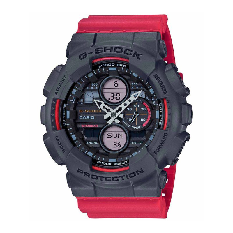 G-Shock | Standard Analog-Digital Watch GA-140-4A
