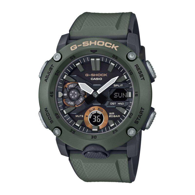 G-Shock | Standard Analog-Digital Watch GA-2000-3A