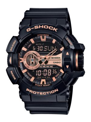 G-Shock | Special Color Pointer dual display Digital Watch GA-400GB-1A4DR