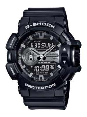 G-Shock | Special Color Pointer dual display Digital Watch GA-400GB-1ADR