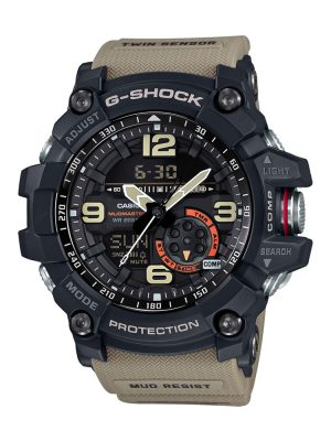 G-Shock | Mudmaster Pointer dual display Digital Watch GG-1000-1A5DR