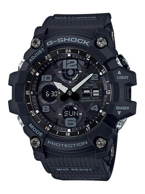 G-Shock | Mudmaster Pointer dual display Digital Watch GSG-100-1ADR