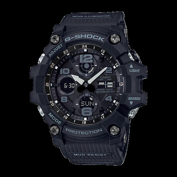 G-Shock   Mudmaster Pointer dual display Digital Watch GSG-100-1ADR