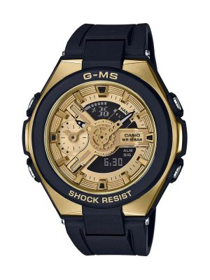 G-Shock | G-MS Pointer dual display Digital Watch MSG-400G-1A2DR