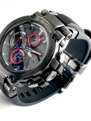 G-Shock | MT-G Pointer dual display Digital Watch MTG-B1000B-1A