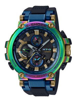 G-Shock | MT-G Pointer dual display Digital Watch MTG-B1000RB-2A