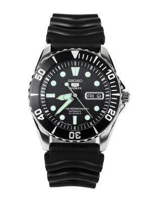 Seiko | Seiko 5 Sports All Black (Gents)
