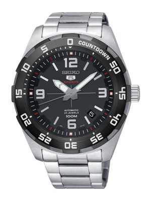 Seiko | Seiko 5 Sports Black (Gents)