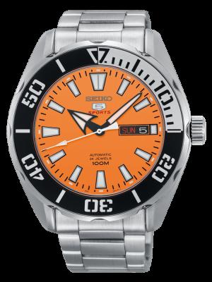 Seiko | Seiko 5 Sports Orange (Gents)