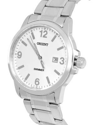 Orient | Quartz Contemporary Watch UNE5005W, Metal Strap - 41.0mm (Gents)