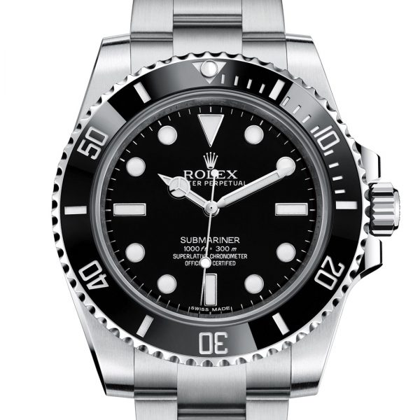 ROLEX OYSTER PERPETUAL SUBMARINER (114060) 3