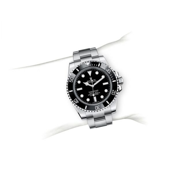 ROLEX OYSTER PERPETUAL SUBMARINER (114060) 4