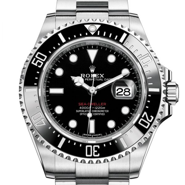 ROLEX OYSTER PERPETUAL SEA-DWELLER (126600) 3