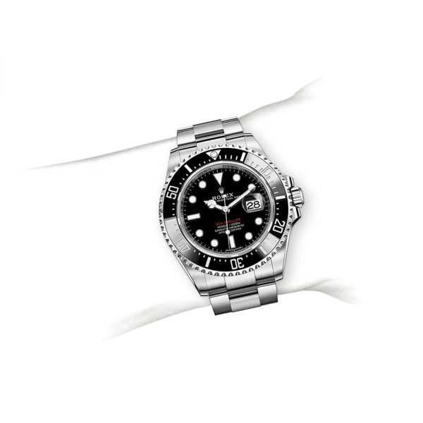 ROLEX OYSTER PERPETUAL SEA-DWELLER (126600) 4