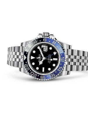 ROLEX OYSTER PERPETUAL GMT-MASTER II (126710BLNR) 2