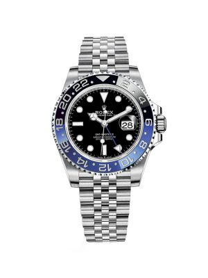 ROLEX OYSTER PERPETUAL GMT-MASTER II (126710BLNR)