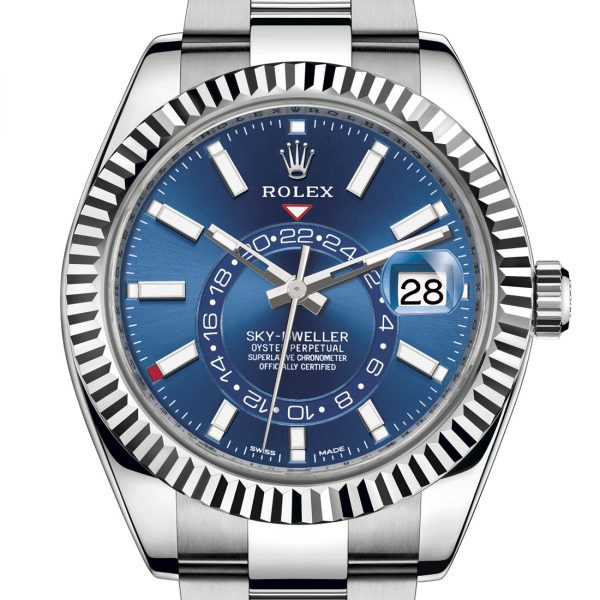 ROLAX OYSTER PERPETUAL SKY-DWELLER (326934) 3