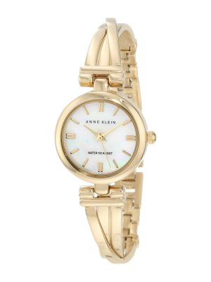 Anne Klein Bangle Ladies Watch (AK/1170MPGB)