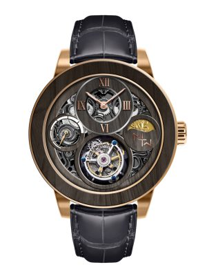 Memorigin | MTW Tourbillon (Black)