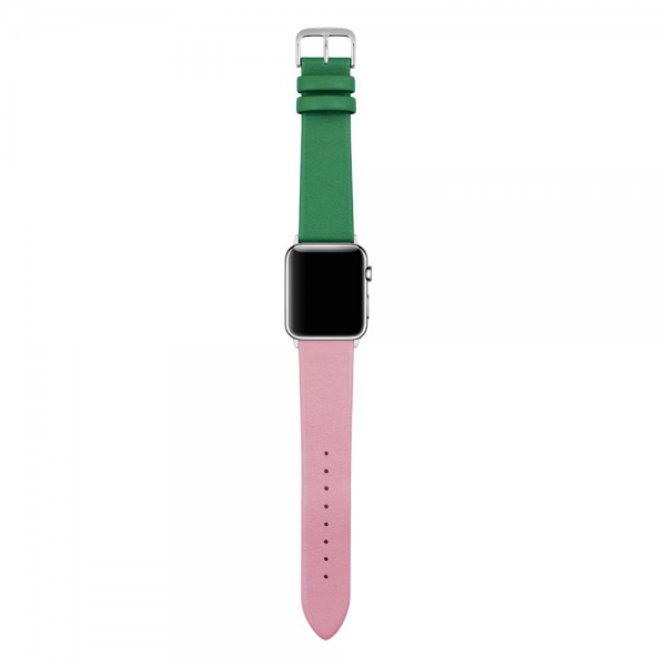 Happy Straps | 1+1 collection Chiffon - Apple Watch Leather Strap