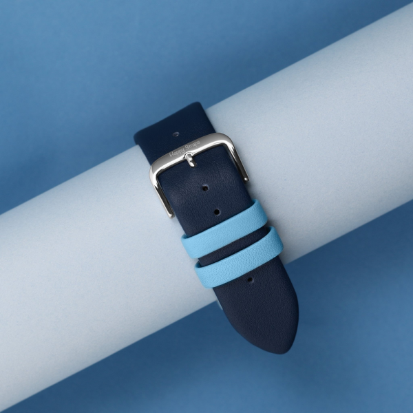 Happy Straps | 1+1 collection JellyFish - Apple Watch Leather Strap