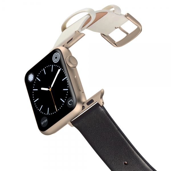 Happy Straps | 1+1 collection Panda - Apple Watch Leather Strap