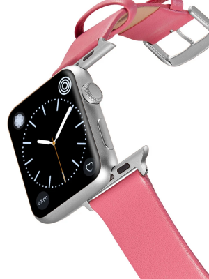 Happy Straps | 1x1 collection Rosa - Apple Watch Leather Strap