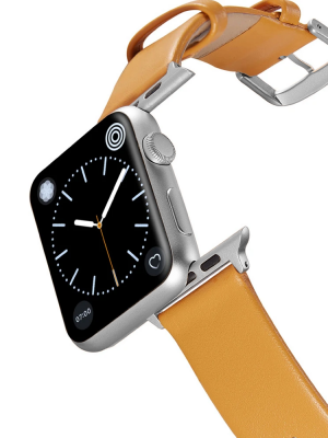 Happy Straps | 1x1 collection Soliel - Apple Watch Leather Strap